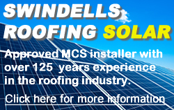 Swindells Roofing Solar - MSC Accredited Solar Installers